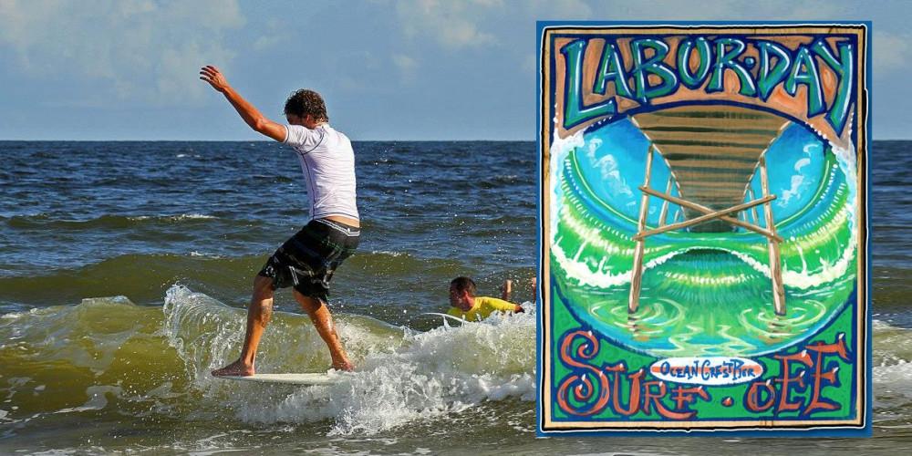 Long Beach Paddle Company Oak Island